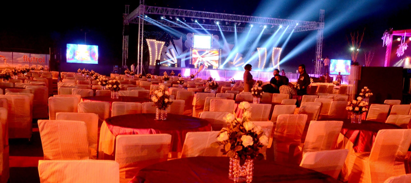 Event management and hospitality job opportunities