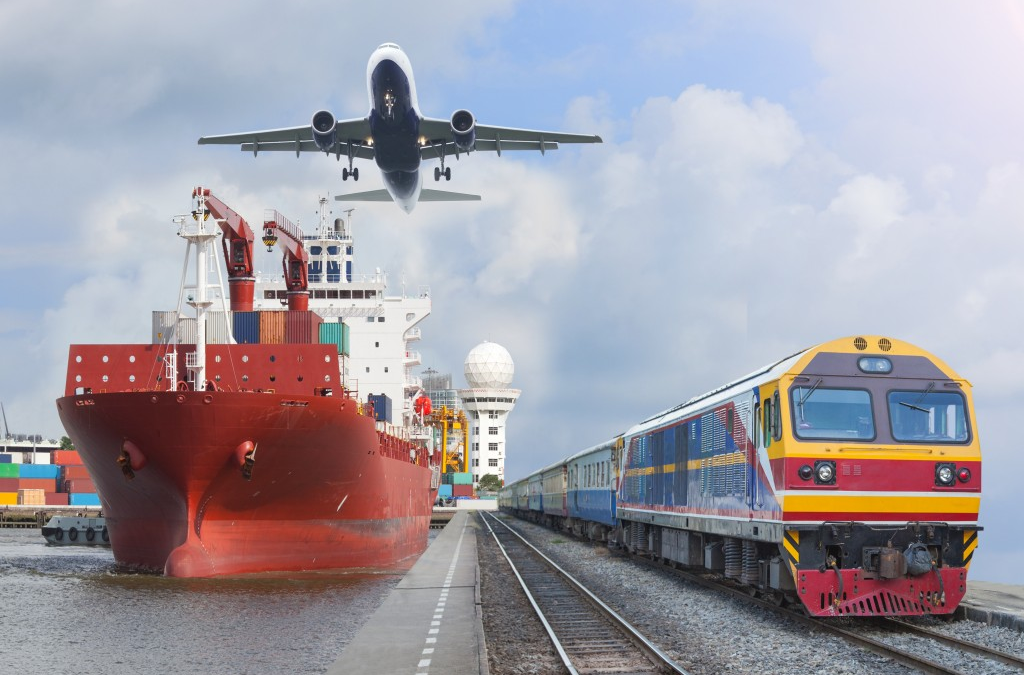 Supply chain management in the transport industry